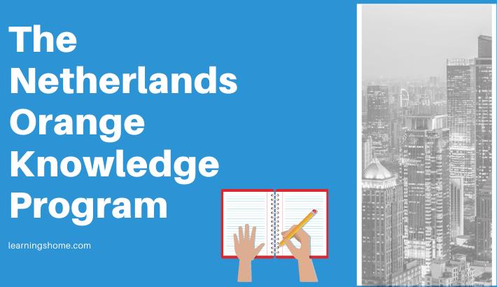 The Netherlands Orange Knowledge Program