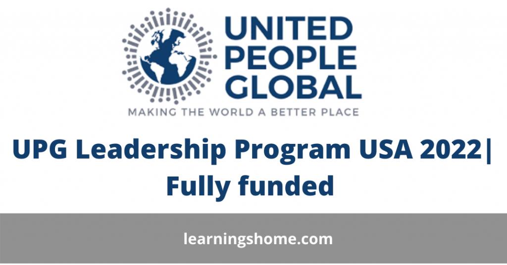 UPG-Leadership-Program-USA-2022-Fully-funde