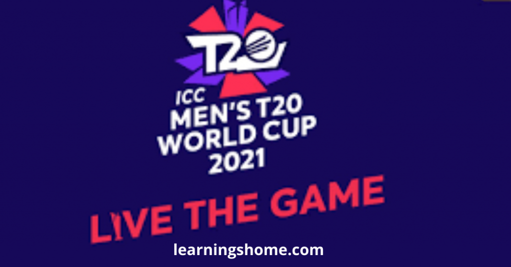 T20 World Cup 2021 Live Streaming